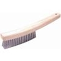 Picture of Wire Brushes - Wooden Handle - Scratch Brush 4 row-ABRA769550- (EA)