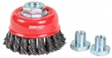 Picture of Wire Brush -Twist Knot Cup Brush-65mm M10x1.5-ABRA769600- (EA)