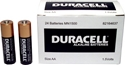Picture of AA Duracell Battery 1.5v-BATT347000- (EA)