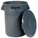 Picture of Rubbermaid Brute Container\Bin 75.7lt 2620 without lid 20Gallon-BUCK370050- (EA)