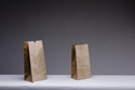 Picture of Block Bottom Brown Paper Bag No Handle 153x93x280x60gsm #6-CARB063372- (SLV-500)