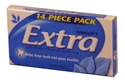 Picture of Chewing Gum - Peppermint - Wrigleys Extra 14pk-CONF284825- (CTN-24)