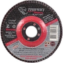 Picture of Flap Disks  100mm (4in) x 16mm  40grit - SAWA-DISK763210- (EA)