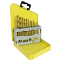 Picture of 13pc Metric Drill Set 1.5-6.5mm kit-DRIL731150- (EA)