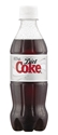 Picture of Coca Cola DIET 390ml Bottles-DRNK289310- (CTN-24)