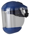 Picture of Safety Brow Guard and Lens Complete  - Blue Eagle-EYES825760- (EA)