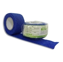 Picture of Aeroban Cohesive Bandage 2.5cm x 4.5m Visual Blue-FAID805559- (BOX-12)