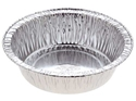 Picture of Pie Foil Container- Small Pie Round - 73mm Round Base x 26mm High-FCON135200- (CTN-1000)