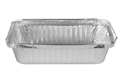 Picture of #445 / #7219  Rectangular Foil Container - 156mm x 78mm Base Dimensions x 38mm High-FCON135600- (CTN-500)