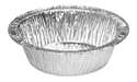 Picture of RFC169 Foil Round Pie Container 102mm top in x 30mm H x 76mm base-FCON136520- (CTN-1000)