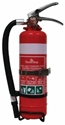 Picture of Fire Extinguisher Powder ABE 1kg with Wall/Vehicle bracket -FIRE839000- (EA)