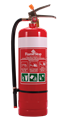 Picture of Fire Extinguisher Powder ABE 4.5kg -FIRE839010- (EA)