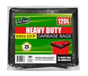 Picture of Garbage Bin Liner 120lt Black H/D 1150x950-GARB025600- (SLV-50)
