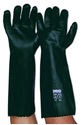 Picture of Gloves PVC -Double Dipped PVC Green 45cm-GLOV475900- (PAIR)
