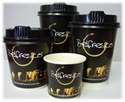 Picture of 16oz Belfresco Double Wall Coffee Cups -HCUP110291- (SLV-20)