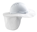 Picture of Hard-Hat Brim Polyester-HEAD816550- (EA)