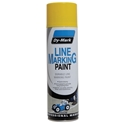 Picture of Paint Cans - Durable Line Marking Spray Paint 500g - Yellow - Dymark-MARK740400- (EA)