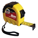 Picture of Tape Measure -5m x 19mm   -Metric - Tape Tech-MEAS736400- (EA)