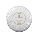 Picture of Beaumont 20g Pleat Wrapped Soap-MOTE312050- (BOX-100)