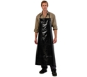 Picture of Apron -PVC Black- Full Length -with cloth straps 90cm x 120cm-MSAF835850- (EA)