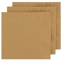 Picture of Napkin 2 Ply Luncheon Gold-NAPK183660- (SLV-100)