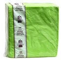 Picture of Napkin 2 Ply Luncheon Lime   -NAPK184750- (SLV-100)