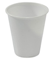 Picture of Cup Plastic White Water Cup (180 / 200ml)-PLAC115550- (CTN-1000)