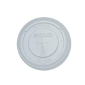 Picture of Lid to suit 425ml Natural Plastic Cup Castaway-PLAC117000- (SLV-100)