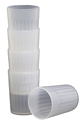 Picture of Tumbler 230ml Natural Plastic Autoplas (CUP ONLY)-POLY226620- (EA)