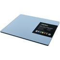 Picture of Plastic Cutting Board 380 x 510 x 12mm Blue (Raw Fish/Seafood)-POLY228901- (EA)
