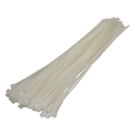 Picture of Cable Ties 380mm/370mm x 4.8mm Natural-STRP699650- (SLV-100)