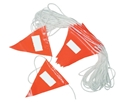 Picture of Flagging / Bunting - Triangles - Day/Night - 30m Roll-WARN833800- (ROLL)