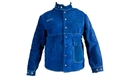 Picture of Welding Jacket Premium Blue Premium Leather  Large or XLge-WELD826850- (EA)