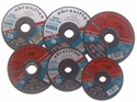 Picture of Cutting Disks Ultra-Thin 4.5in (115mm) x 1mm x 22mm-WHEE764650- (EA)