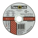 Picture of Cutting Disk 5in(125mm) x 2.5mm x 22mm - Flexovit 1012722-WHEE765060- (EA)