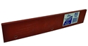 Picture of Floor Squeegee Replacement Rubber For 450mm Red-WIND381350- (EA)