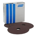 Picture of Fibre Disks 125mm (5in) x 22mm (Red) -24grit Flexovit CD106453-DISK762005- (CTN-25)