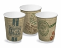 Picture of Double Wall 12oz Jute print Coffee Cup-HCUP108482- (CTN-500)