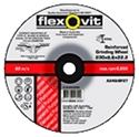 Picture of Grinding Disks 230mm (9in) x 6.8mm x 22mm Flexovit 6023068-WHEE766700- (EA)