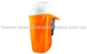 Picture of Hard Hat Neck Flap  - Orange-HEAD816553- (EA)
