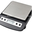 Picture of Electronic Flat Kitchen Scales 5kg Capacity-MAIL693315- (EA)