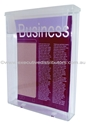Picture of A4 Outdoor Brochure Holder Portrait Wall Mounted-STAT349801- (EA)