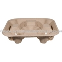Picture of Premium 4 Cup Egg Board Carry Tray - Castaway-TRAY164807- (CTN-100)