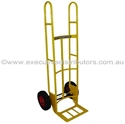 Picture of Store Trolley - Heavy Duty, Auto tilt  300kg Load Rating - Yellow-WARE663440- (EA)