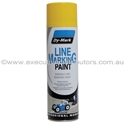 Picture of Paint Cans - Durable Line Marking Spray Paint 500g - Yellow - Dymark-MARK740400- (CTN-12)