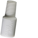 Picture of Handle Threaded Adaptor  - Converts 22mm to 25mm - WHITE-CLEA372906- (EA)