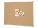 Picture of Premium Corkboard - 1800mm Wide x 1200mm High-FURN358571- (EA)