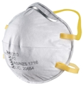 Picture of 3M 8210 P2 Particulate Respirators Non Valved - 3M-RESP820620- (BOX-20)