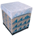 Picture of Elasticised Pallet/Crate Cover Breathable White PP 1.4x1.4m-MPAC573446- (CTN-50)