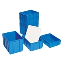 Picture of Container Plastic Medium Multi Stacker White 22L  432Lx324Wx203H -STOR900220- (EA)